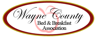 Wayne County Bed and Breakfast Association ...Lodging / Accomodations.